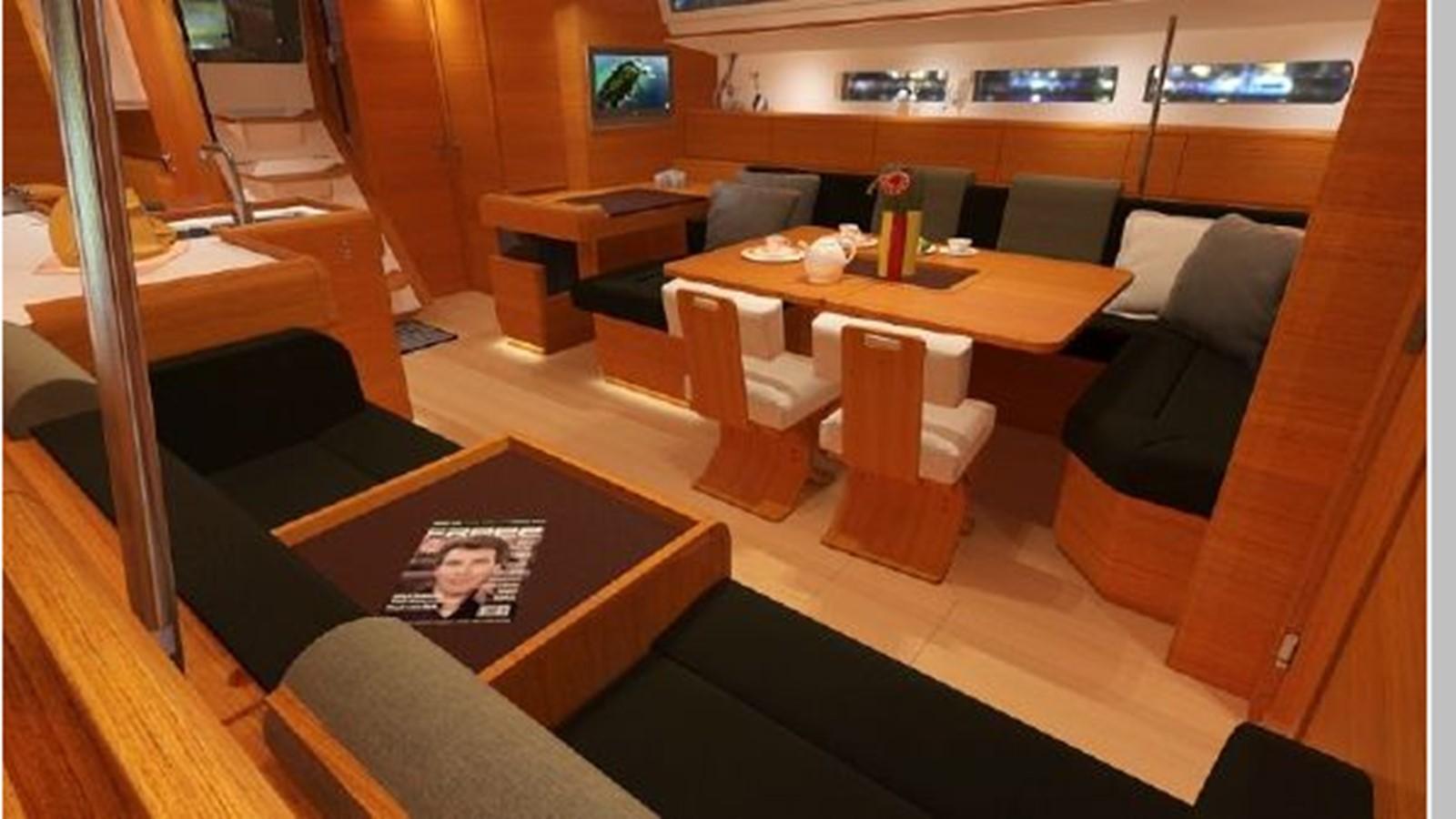 2019 JEANNEAU Sun Odyssey 519 Cruising Sailboat 2606894