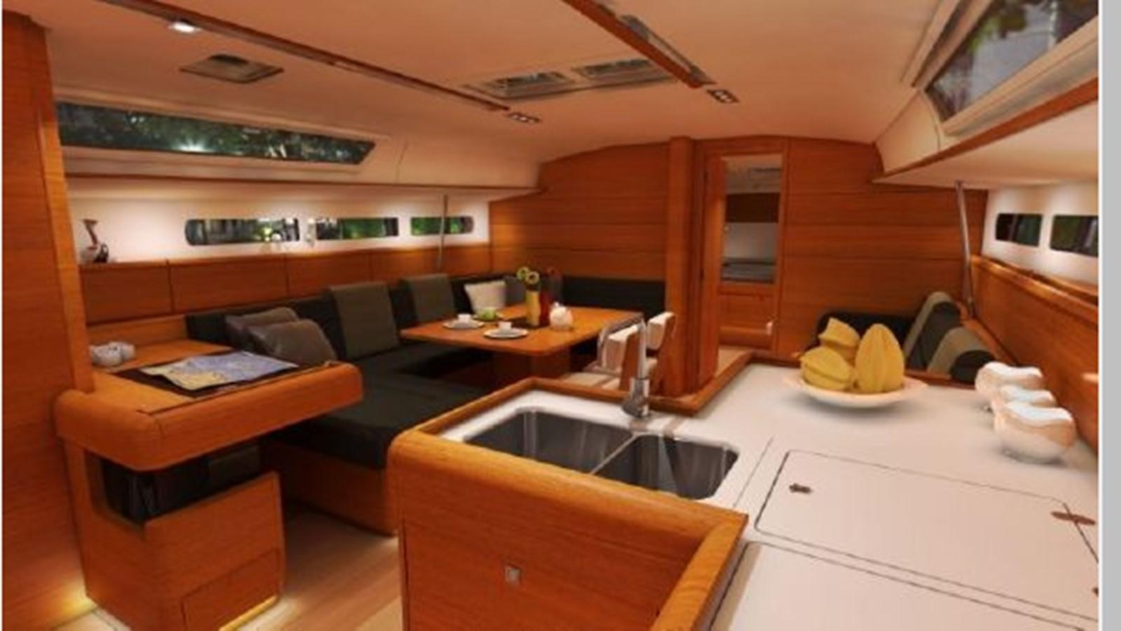 2019 JEANNEAU Sun Odyssey 519 Cruising Sailboat 2606895