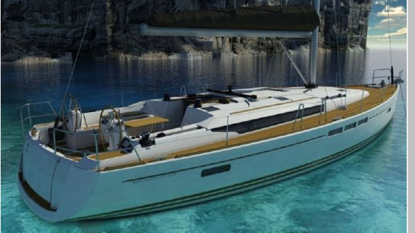 2019 JEANNEAU Sun Odyssey 519 Cruising Sailboat 2606898