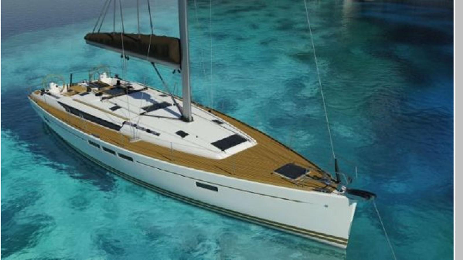 2019 JEANNEAU Sun Odyssey 519 Cruising Sailboat 2606899