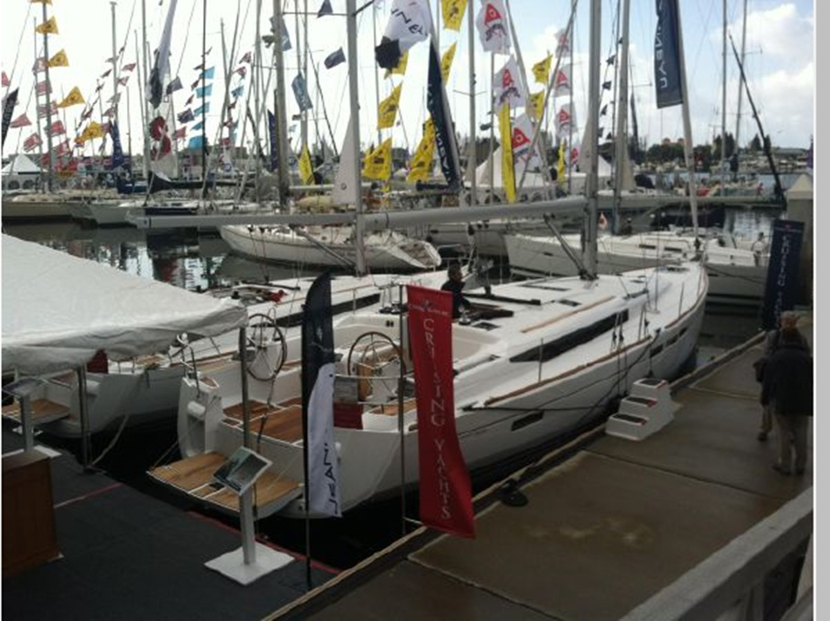2019 JEANNEAU Sun Odyssey 519 Cruising Sailboat 2606900