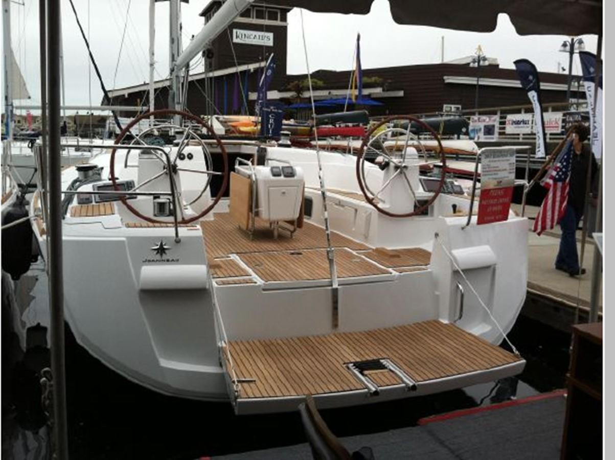2019 JEANNEAU Sun Odyssey 519 Cruising Sailboat 2606901