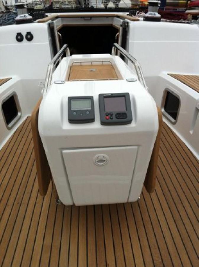 2019 JEANNEAU Sun Odyssey 519 Cruising Sailboat 2606904