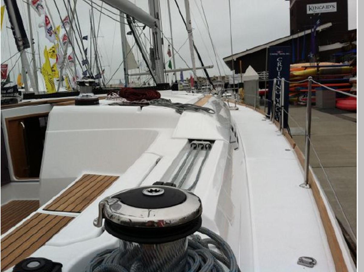 2019 JEANNEAU Sun Odyssey 519 Cruising Sailboat 2606918