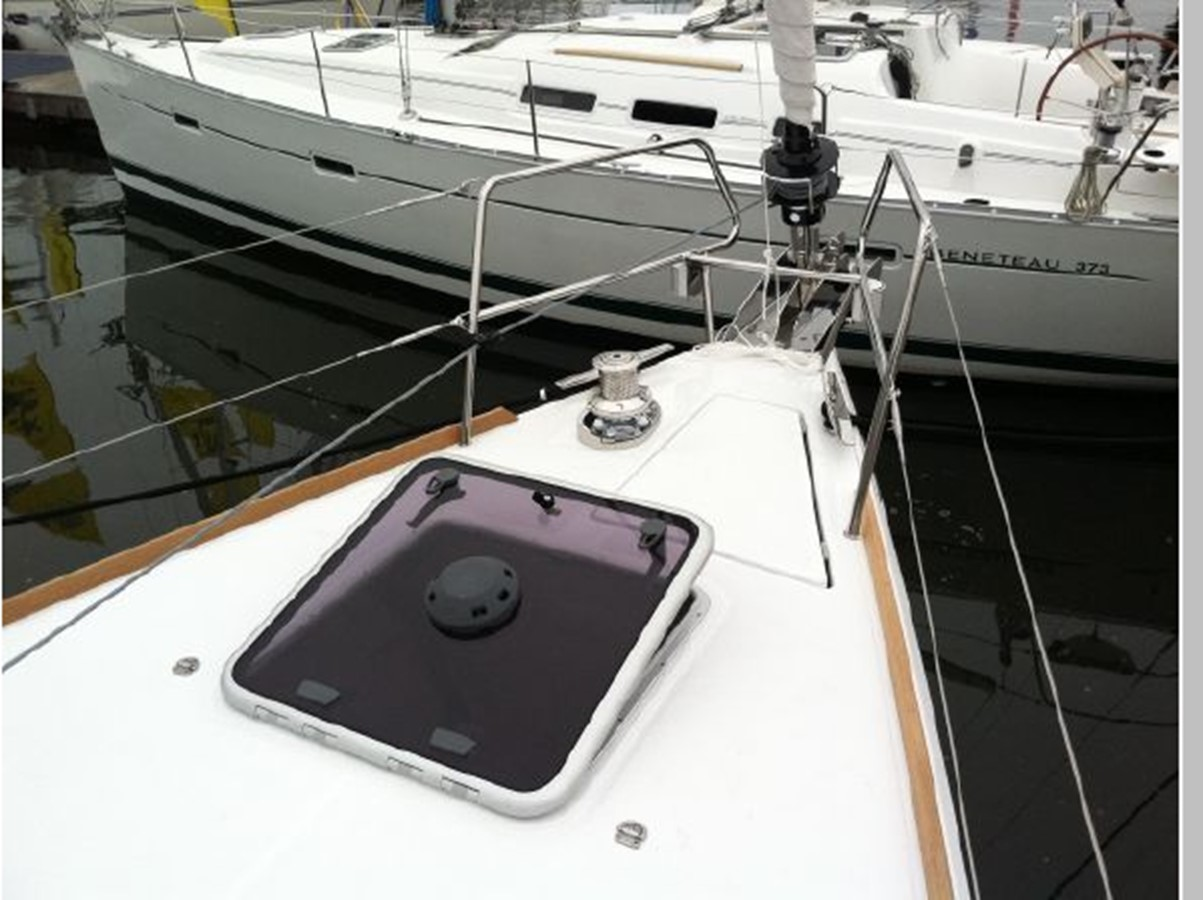 2019 JEANNEAU Sun Odyssey 519 Cruising Sailboat 2606923