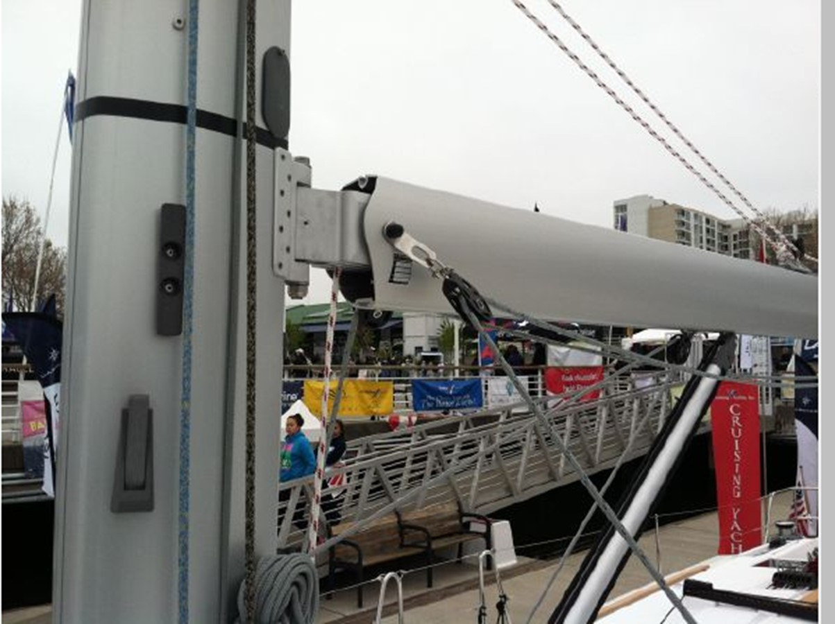 2019 JEANNEAU Sun Odyssey 519 Cruising Sailboat 2606933