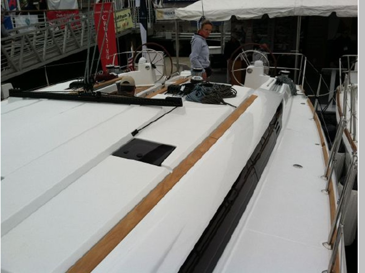 2019 JEANNEAU Sun Odyssey 519 Cruising Sailboat 2606934