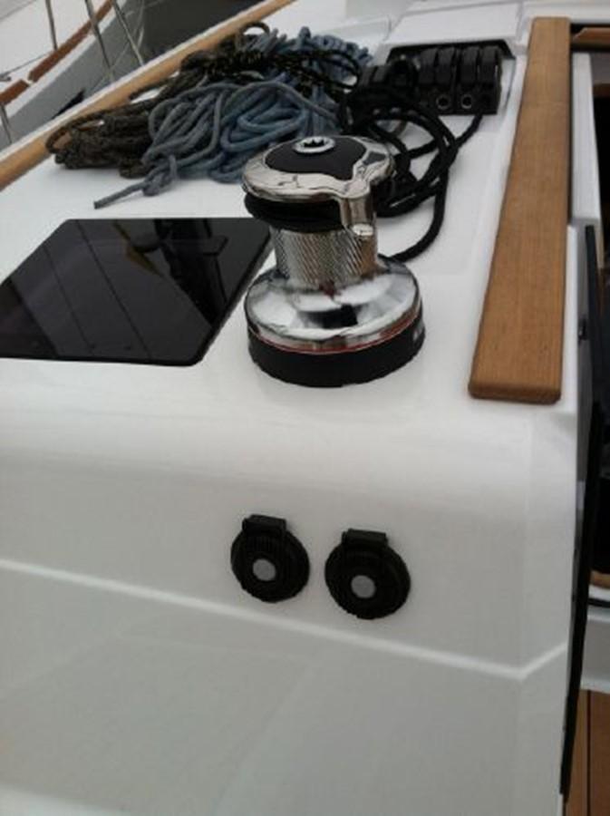 2019 JEANNEAU Sun Odyssey 519 Cruising Sailboat 2606946