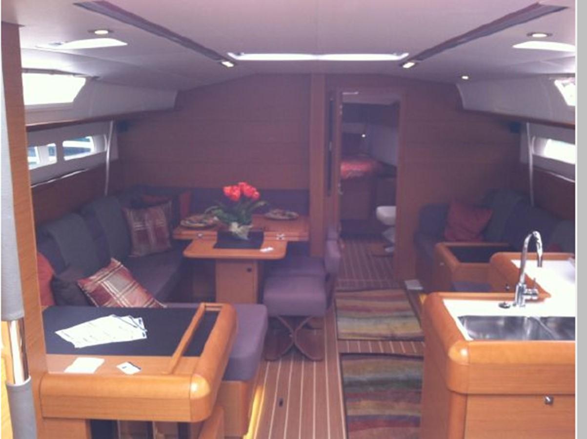 2019 JEANNEAU Sun Odyssey 519 Cruising Sailboat 2606948