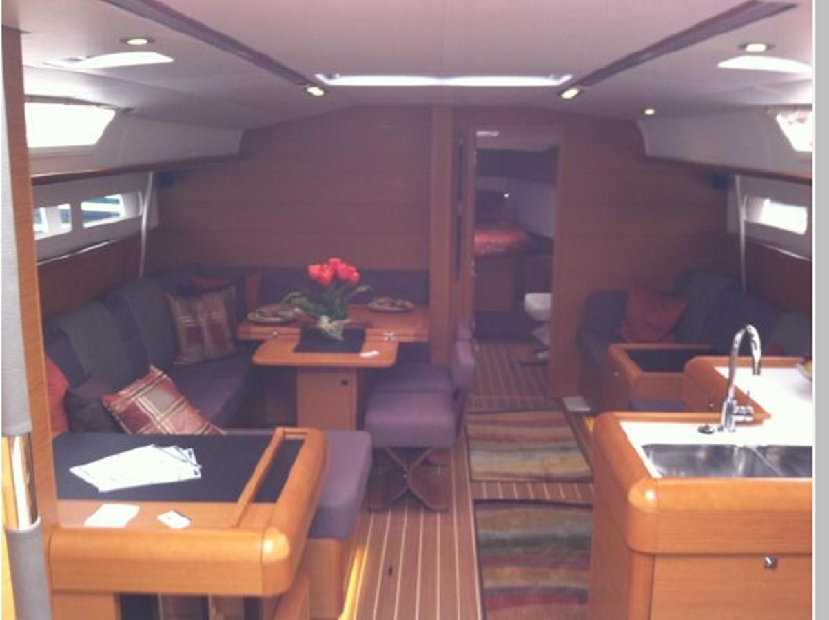 2019 JEANNEAU Sun Odyssey 519 Cruising Sailboat 2606949