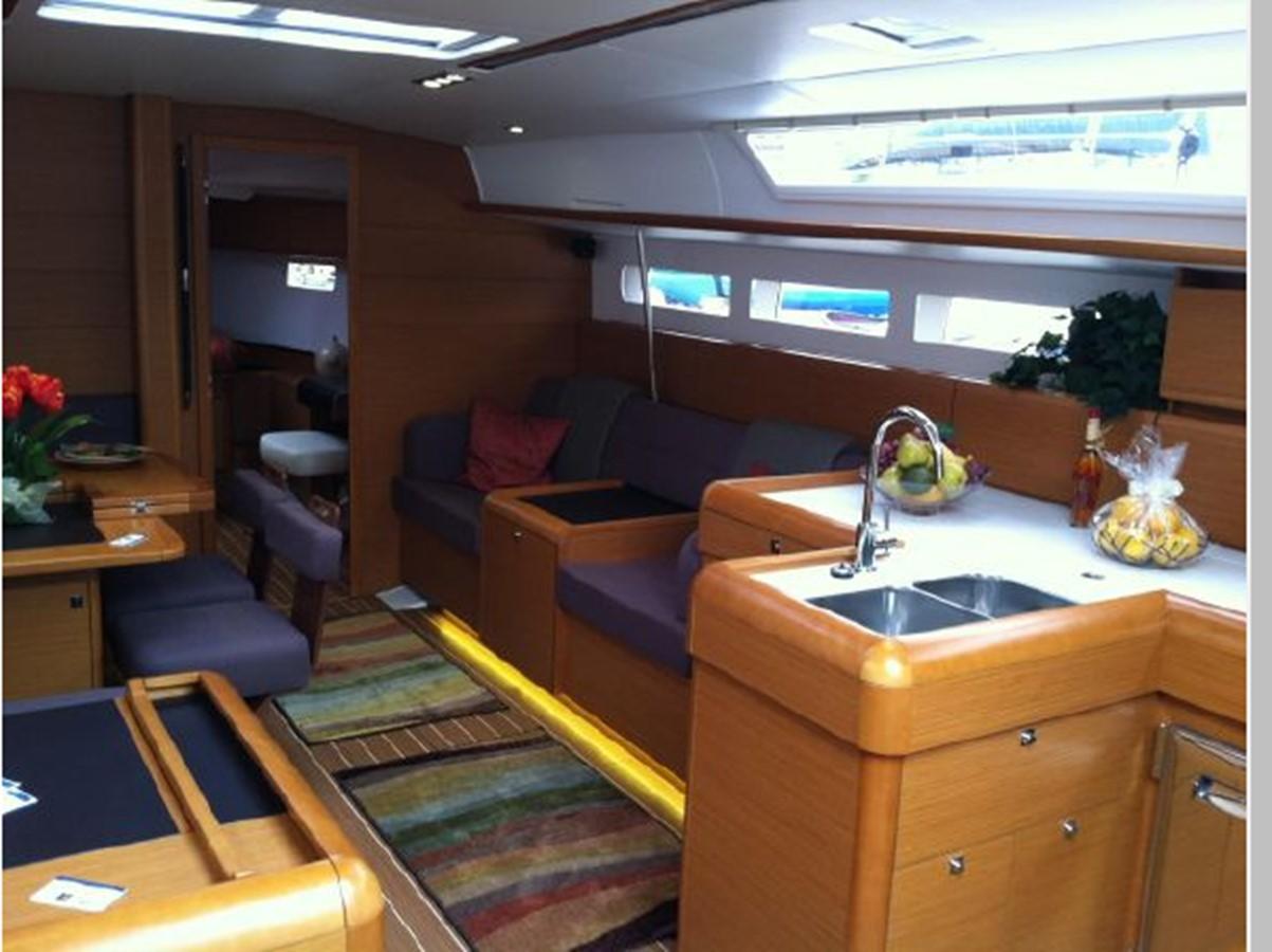 2019 JEANNEAU Sun Odyssey 519 Cruising Sailboat 2606952