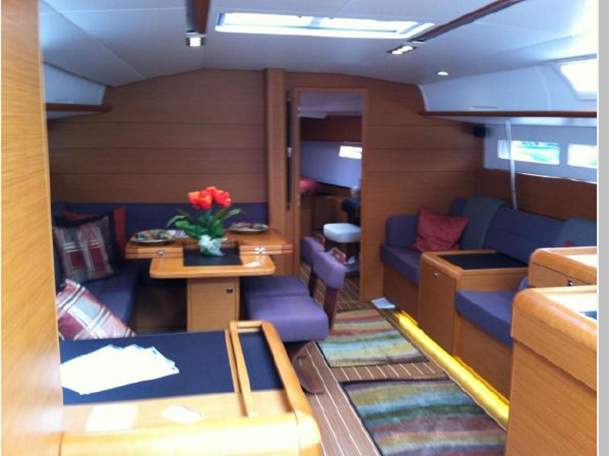 2019 JEANNEAU Sun Odyssey 519 Cruising Sailboat 2606953