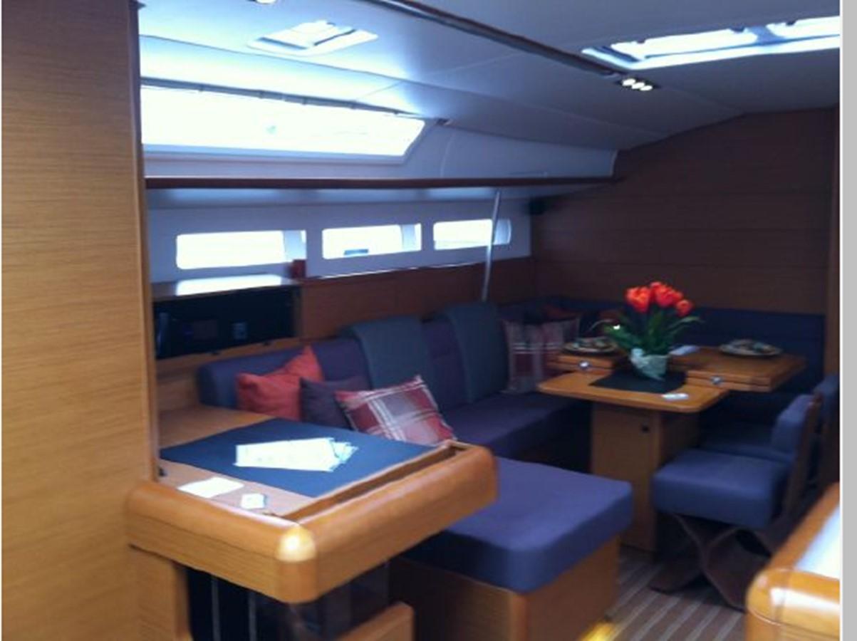 2019 JEANNEAU Sun Odyssey 519 Cruising Sailboat 2606954