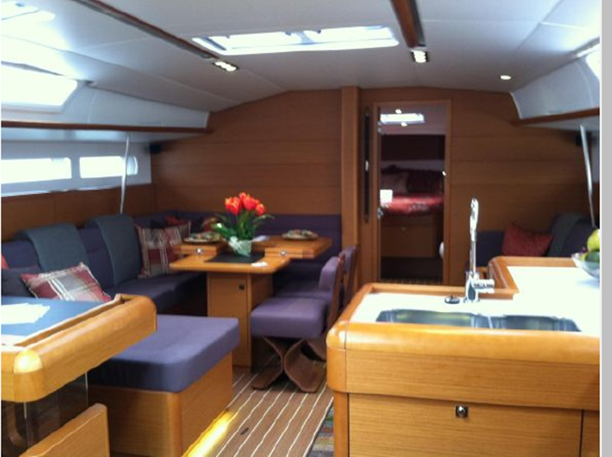 2019 JEANNEAU Sun Odyssey 519 Cruising Sailboat 2606955