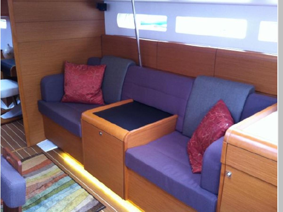 2019 JEANNEAU Sun Odyssey 519 Cruising Sailboat 2606979