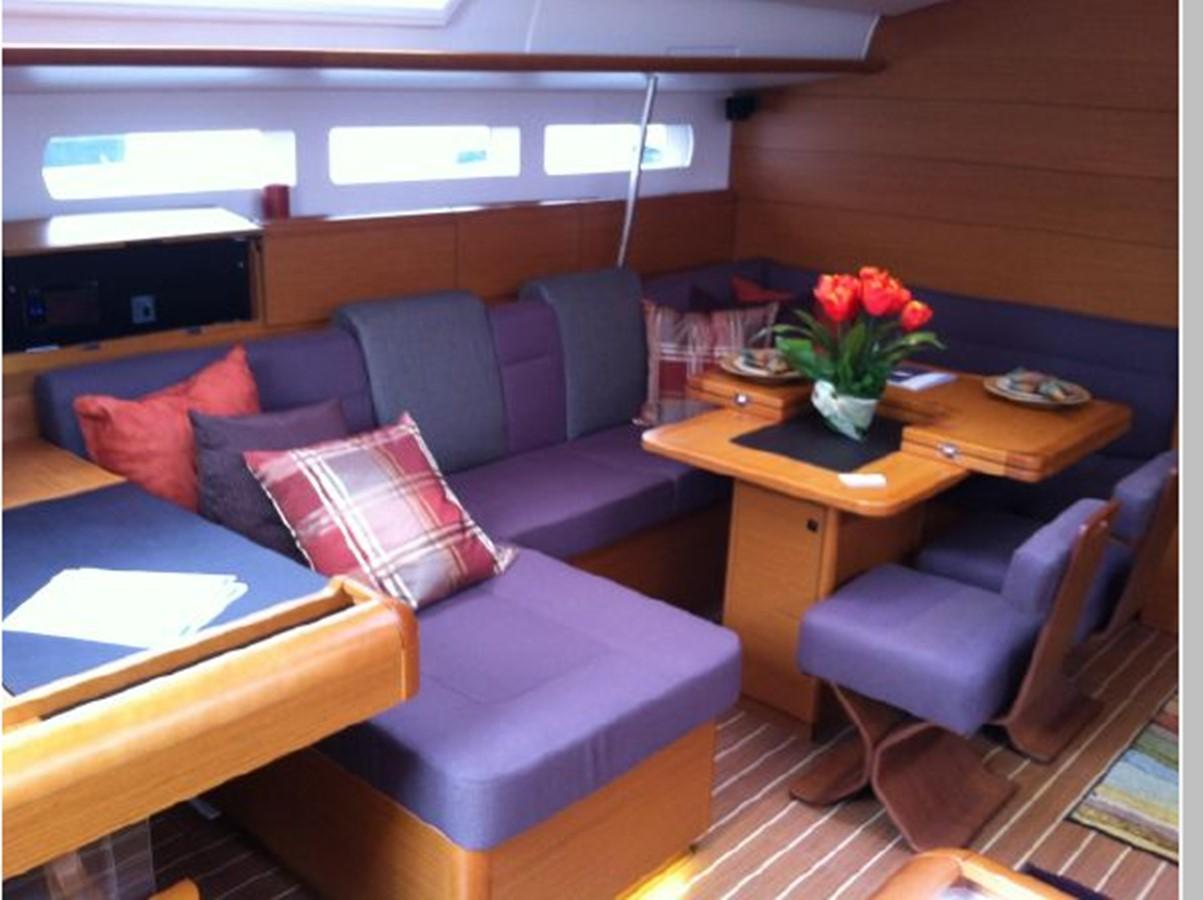 2019 JEANNEAU Sun Odyssey 519 Cruising Sailboat 2606980