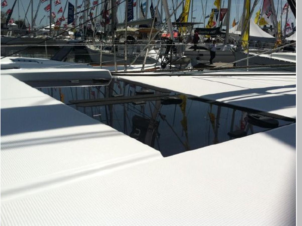 2019 JEANNEAU Sun Odyssey 519 Cruising Sailboat 2607008