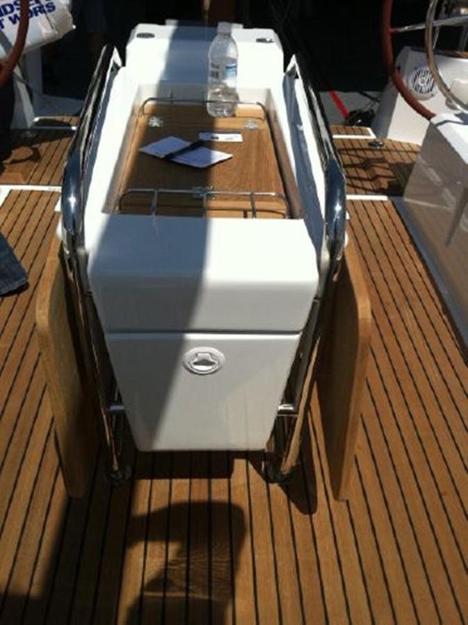 2019 JEANNEAU Sun Odyssey 519 Cruising Sailboat 2607013