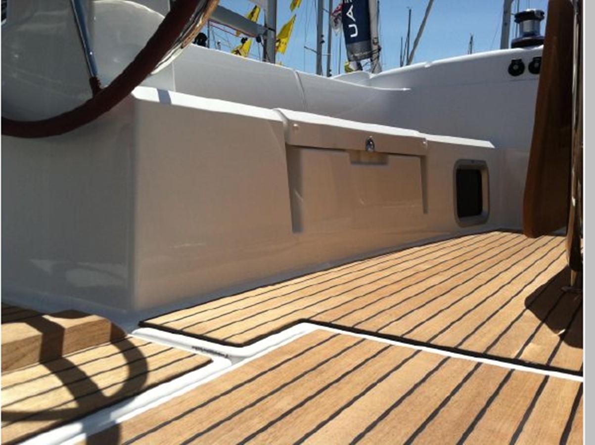 2019 JEANNEAU Sun Odyssey 519 Cruising Sailboat 2607018