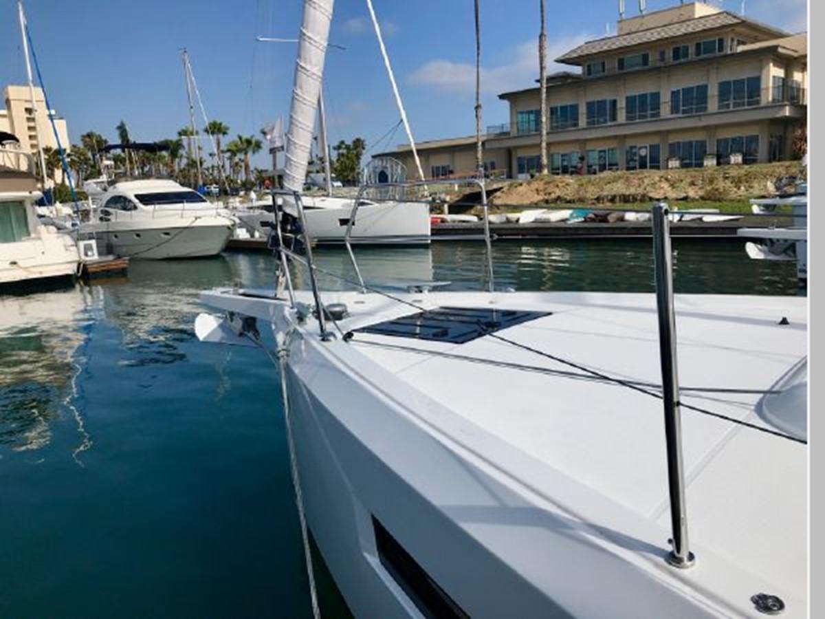 2019 JEANNEAU Sun Odyssey 490 Cruising Sailboat 2607062