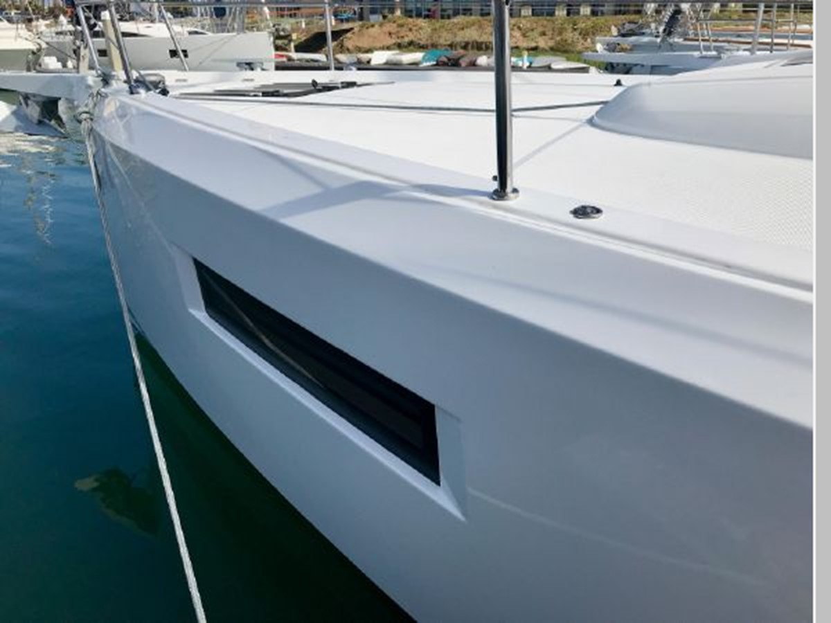 2019 JEANNEAU Sun Odyssey 490 Cruising Sailboat 2607063