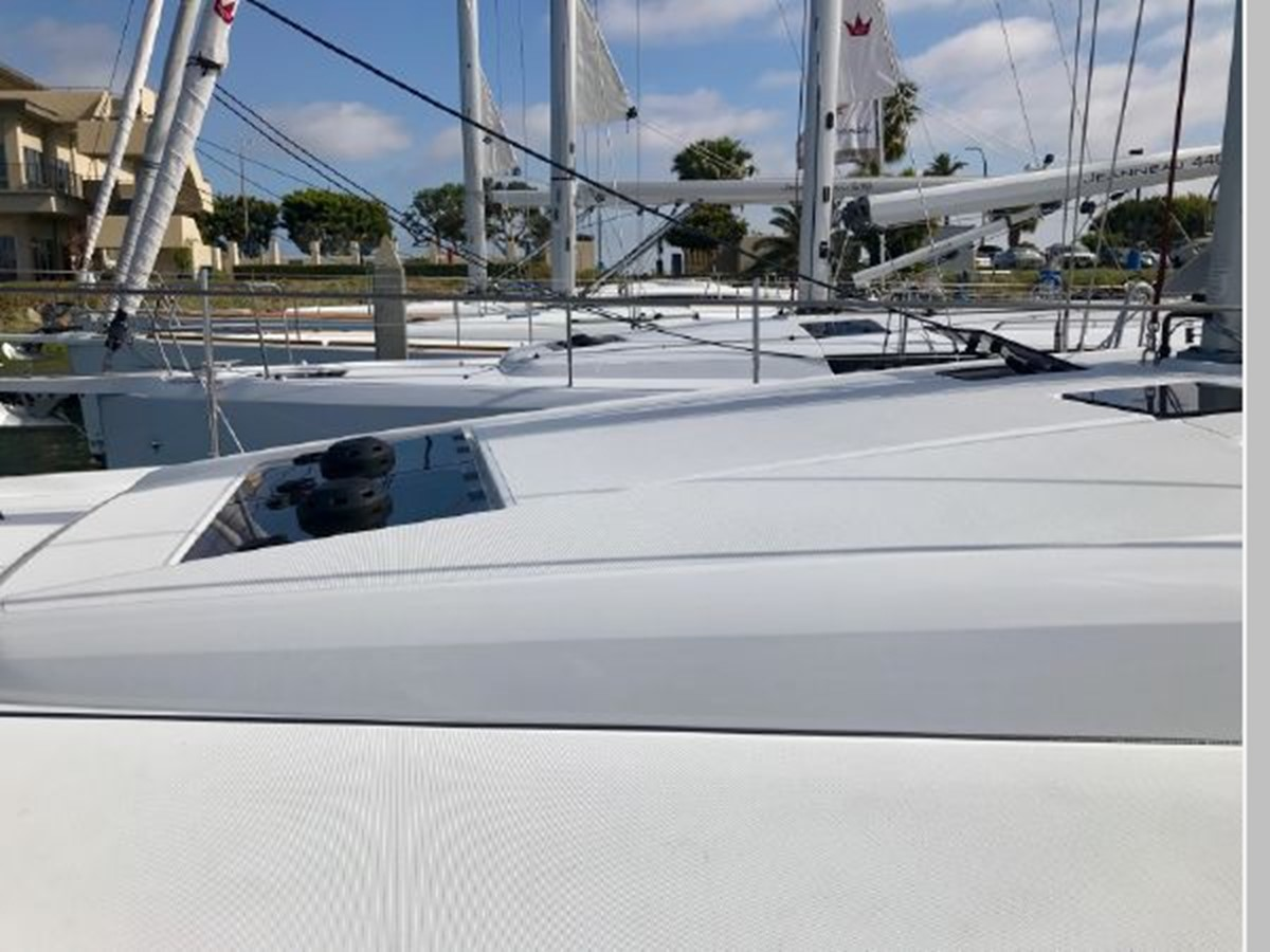 2019 JEANNEAU Sun Odyssey 490 Cruising Sailboat 2607064