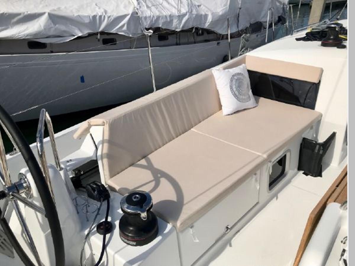 2019 JEANNEAU Sun Odyssey 490 Cruising Sailboat 2607083