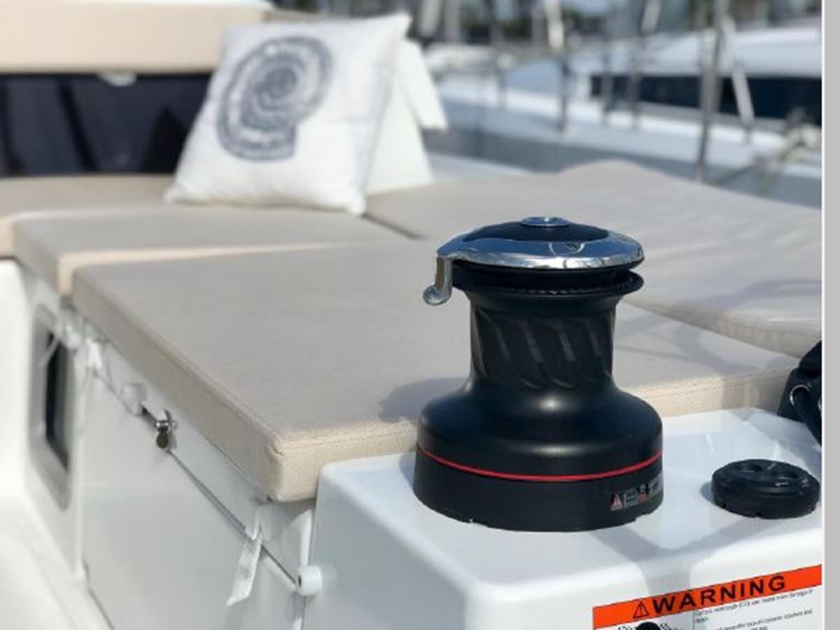 2019 JEANNEAU Sun Odyssey 490 Cruising Sailboat 2607104