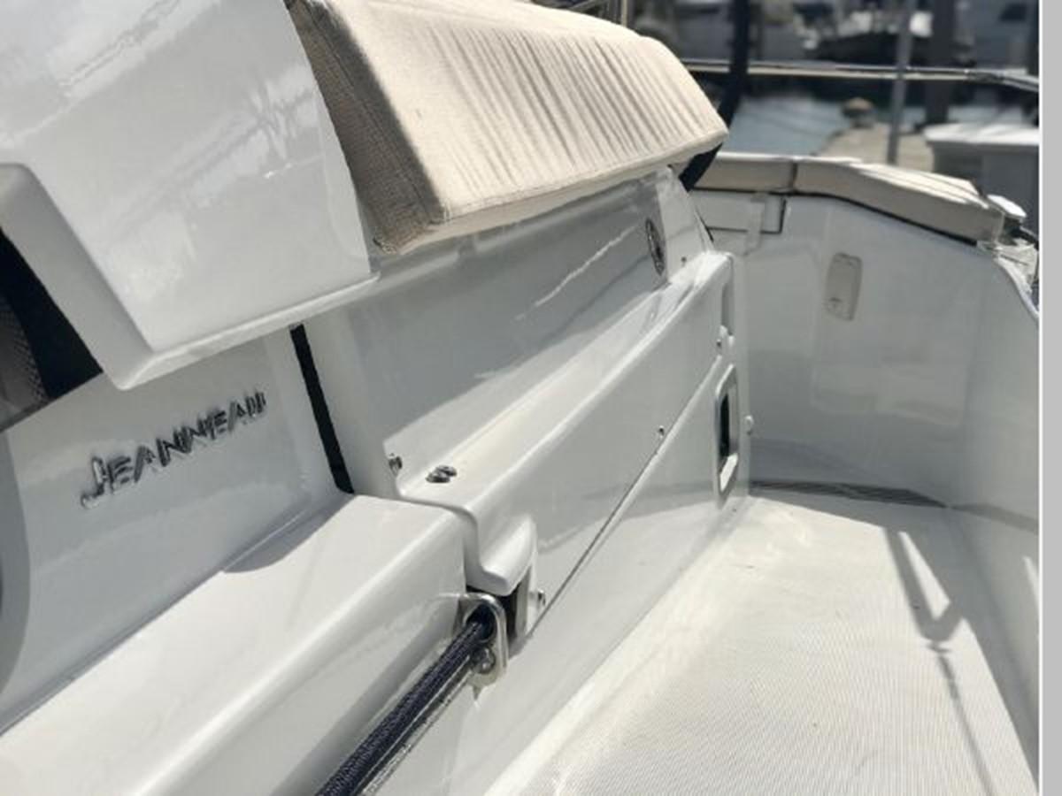 2019 JEANNEAU Sun Odyssey 490 Cruising Sailboat 2607107