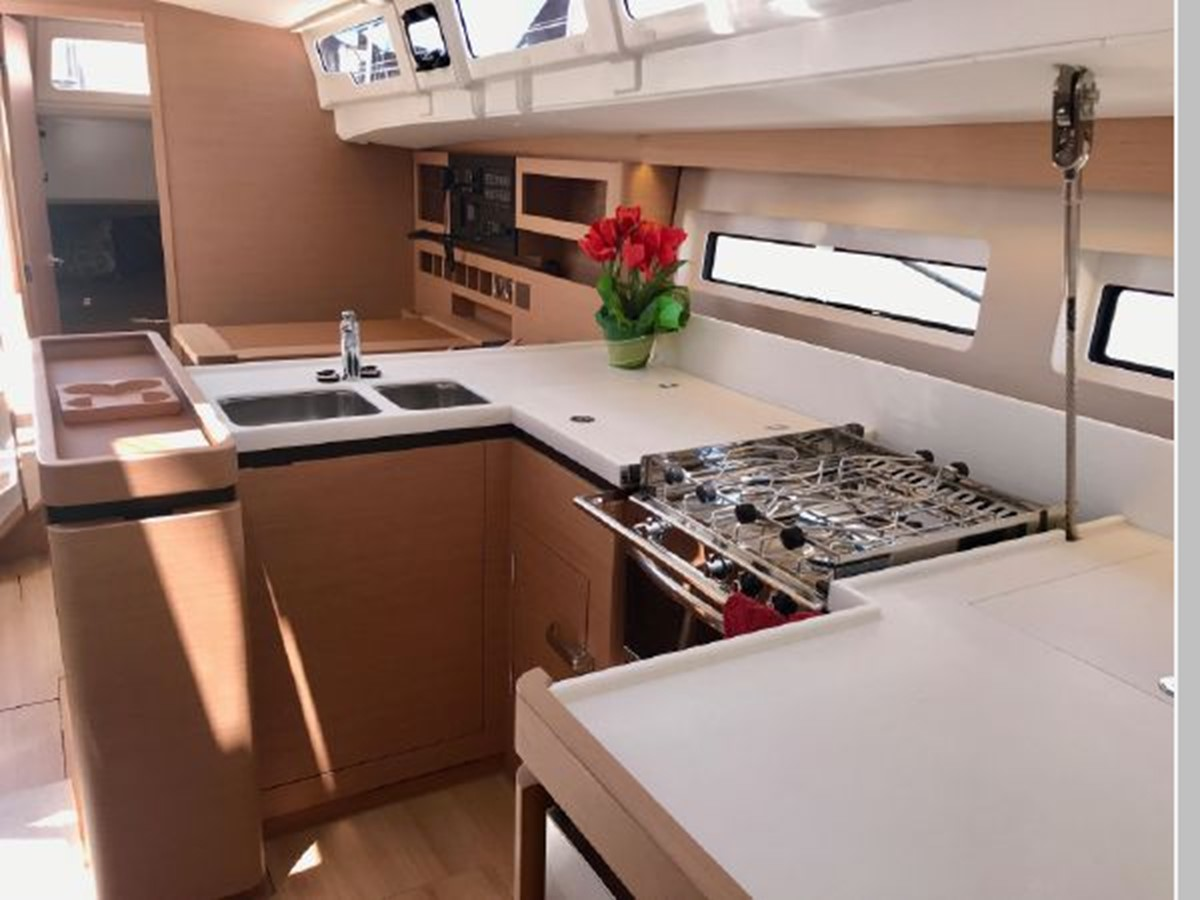 2019 JEANNEAU Sun Odyssey 490 Cruising Sailboat 2607119
