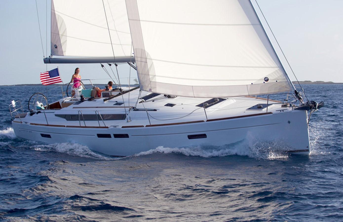 2020 JEANNEAU 479 Sun Odyssey Cruising Sailboat 2607154