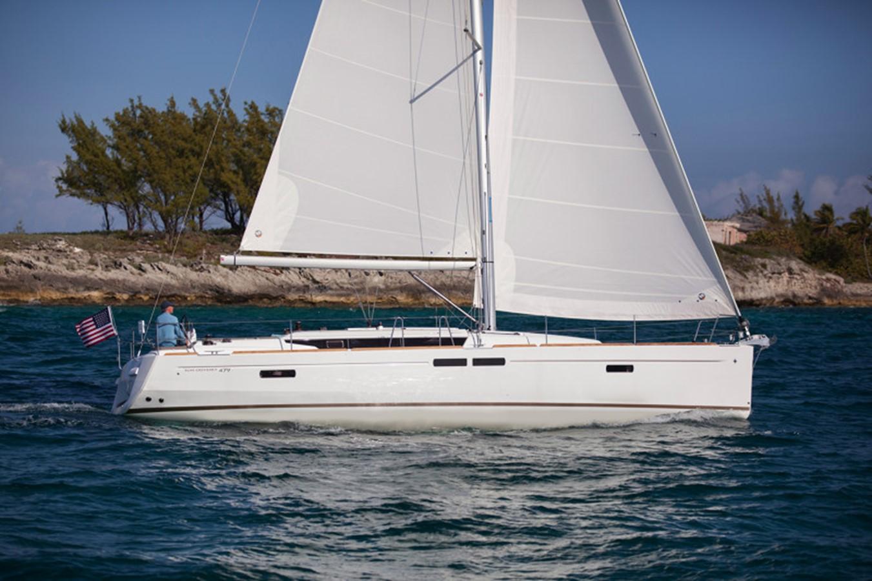 2020 JEANNEAU 479 Sun Odyssey Cruising Sailboat 2607155
