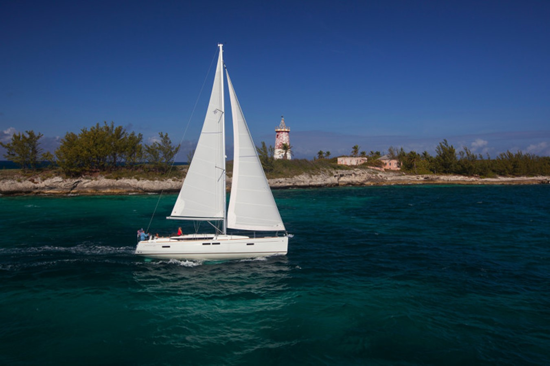 2020 JEANNEAU 479 Sun Odyssey Cruising Sailboat 2607156