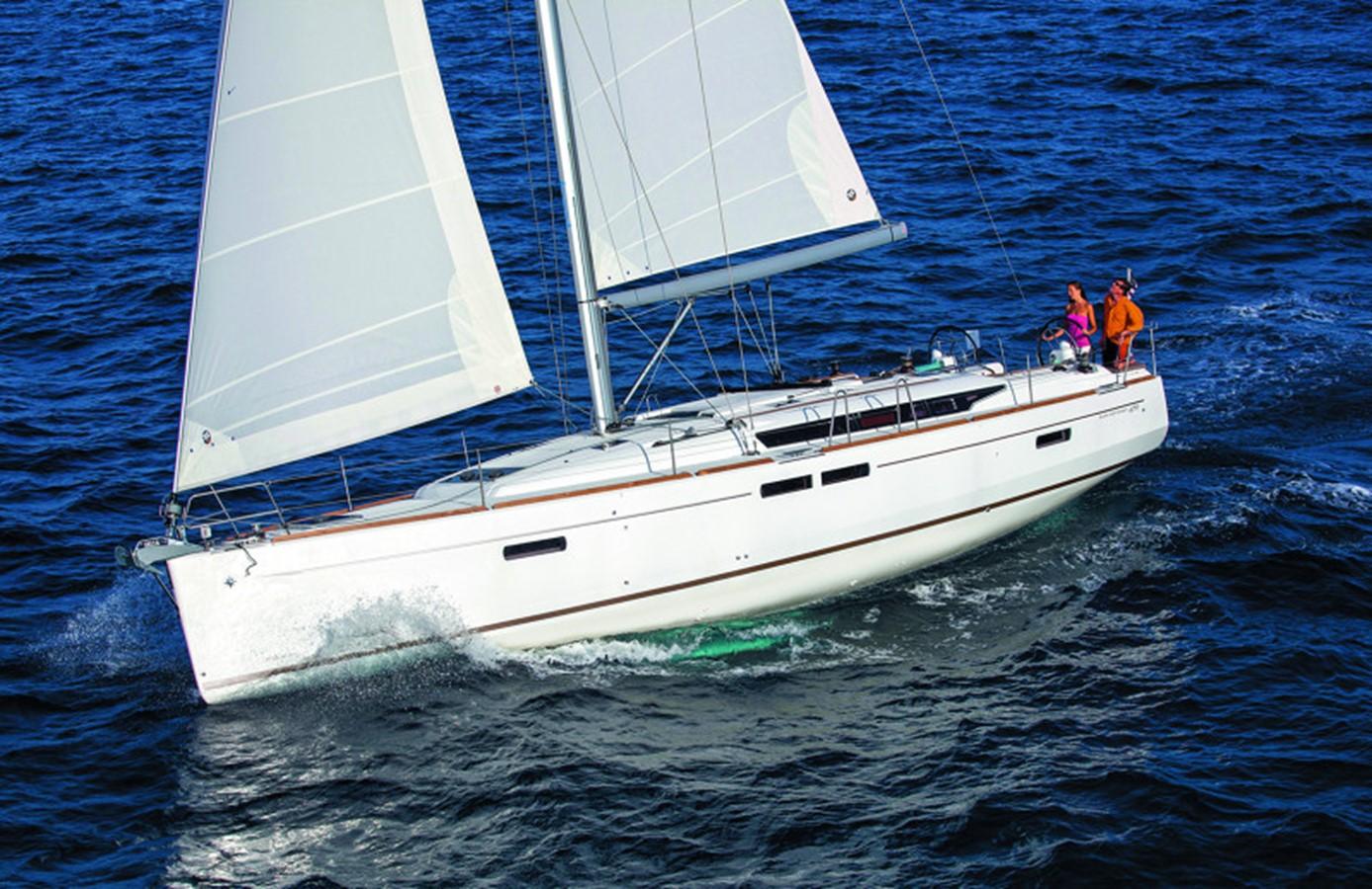 2020 JEANNEAU 479 Sun Odyssey Cruising Sailboat 2607157
