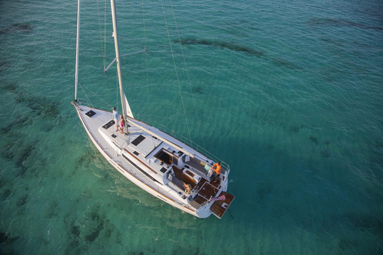 2020 JEANNEAU 479 Sun Odyssey Cruising Sailboat 2607158