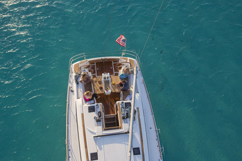 2020 JEANNEAU 479 Sun Odyssey Cruising Sailboat 2607159