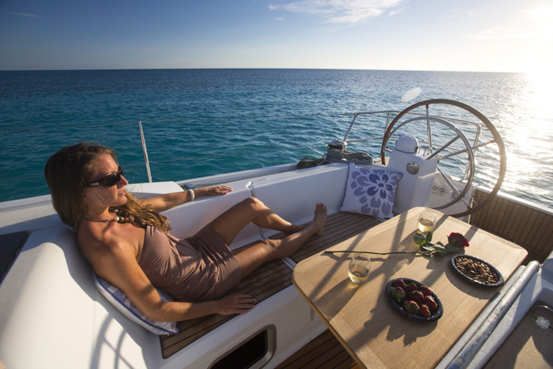 2020 JEANNEAU 479 Sun Odyssey Cruising Sailboat 2607161