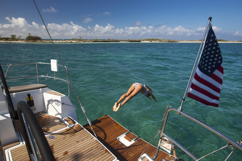 2020 JEANNEAU 479 Sun Odyssey Cruising Sailboat 2607164
