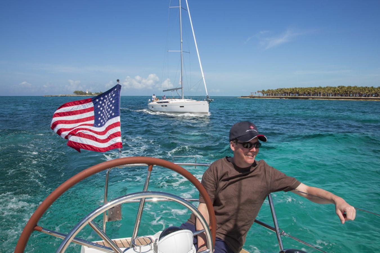 2020 JEANNEAU 479 Sun Odyssey Cruising Sailboat 2607165