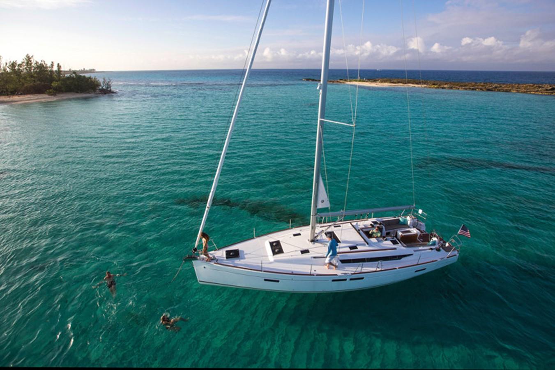 2020 JEANNEAU 479 Sun Odyssey Cruising Sailboat 2607166
