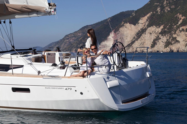 2020 JEANNEAU 479 Sun Odyssey Cruising Sailboat 2607167