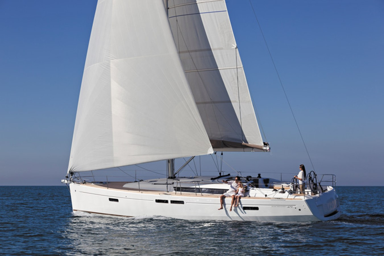 2020 JEANNEAU 479 Sun Odyssey Cruising Sailboat 2607168