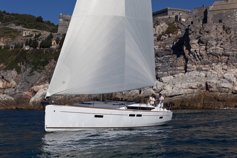 2020 JEANNEAU 479 Sun Odyssey Cruising Sailboat 2607169