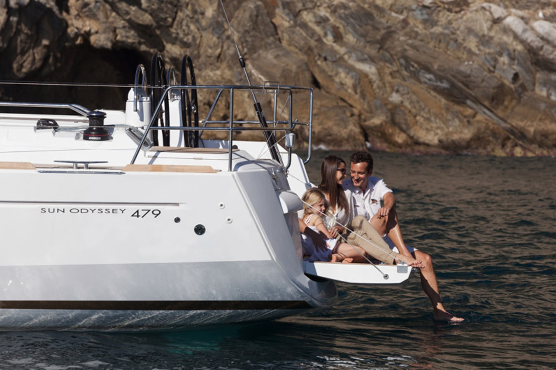 2020 JEANNEAU 479 Sun Odyssey Cruising Sailboat 2607170