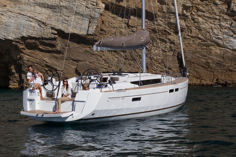 2020 JEANNEAU 479 Sun Odyssey Cruising Sailboat 2607171