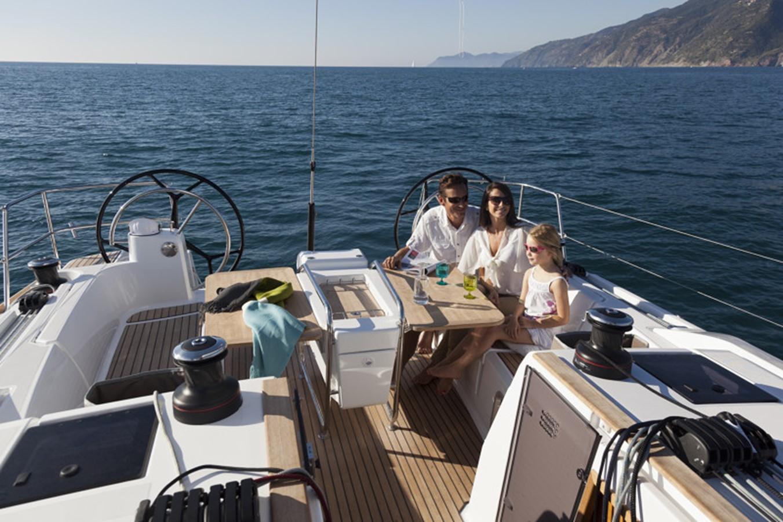 2020 JEANNEAU 479 Sun Odyssey Cruising Sailboat 2607172