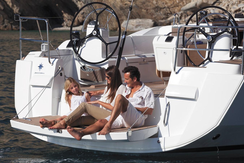 2020 JEANNEAU 479 Sun Odyssey Cruising Sailboat 2607173