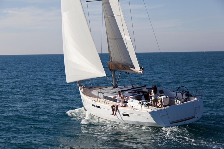 2020 JEANNEAU 479 Sun Odyssey Cruising Sailboat 2607177