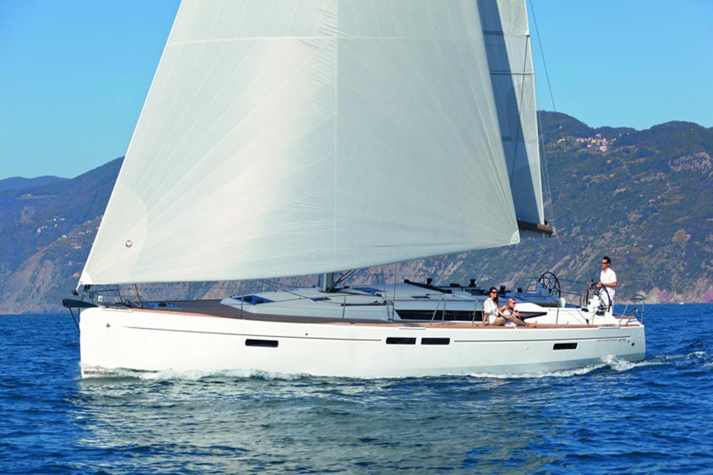 2020 JEANNEAU 479 Sun Odyssey Cruising Sailboat 2607179