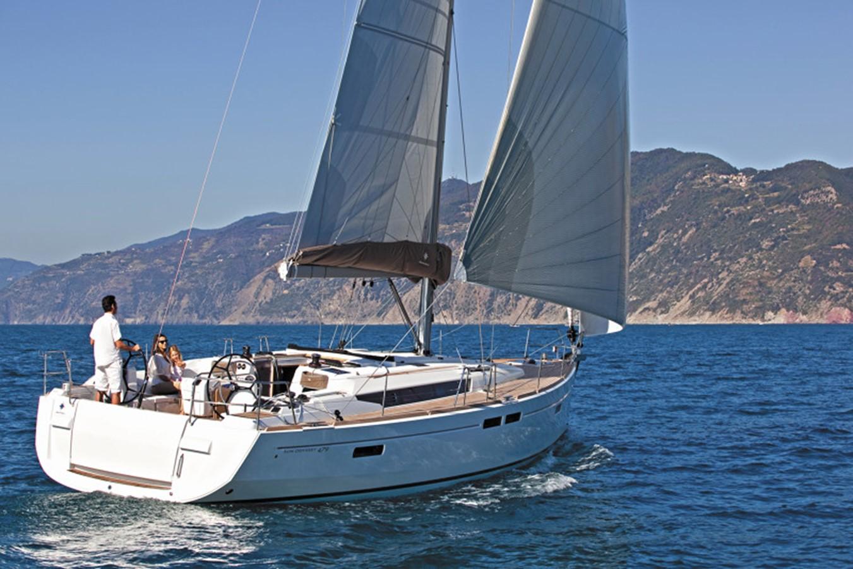 2020 JEANNEAU 479 Sun Odyssey Cruising Sailboat 2607180